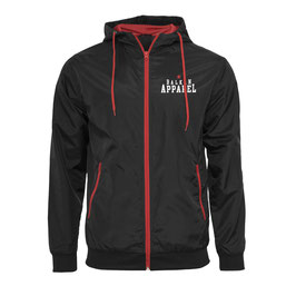 Balkan Apparel - College Logo Windbreaker