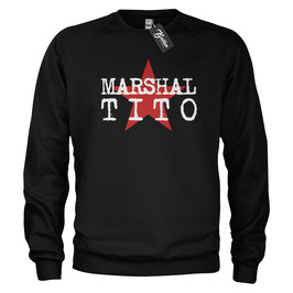 Balkan Apparel - Marshal Tito Star Crewneck Sweater