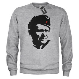 Balkan Apparel - Tito Profile Crewneck Sweater