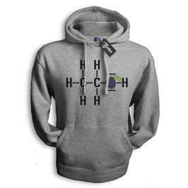 Balkan Apparel - Ethanol & Plums Hooded Sweat Herren