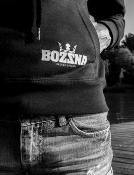 "Balkan Apparel - Bozzna ""Crown"" Small Hooded Sweat Damen"