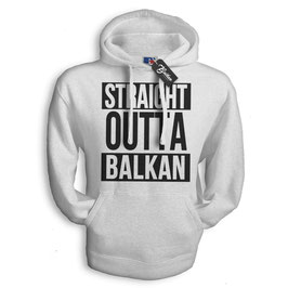 Balkan Apparel - Straight Outta Balkan Hooded Sweat Damen
