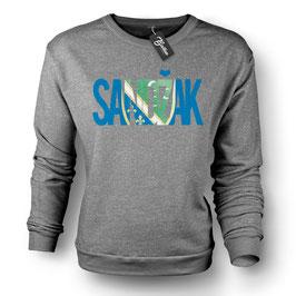 Balkan Apparel - SANDZAK Crewneck Sweater Damen
