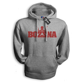"Balkan Apparel - Bozzna ""Crown"" Hooded Sweat Herren"