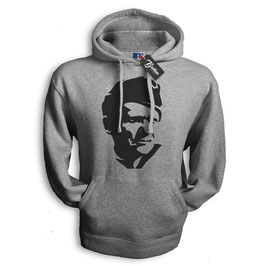 "Balkan Apparel - Marshal Tito ""Profile"" Hooded Sweat Damen"