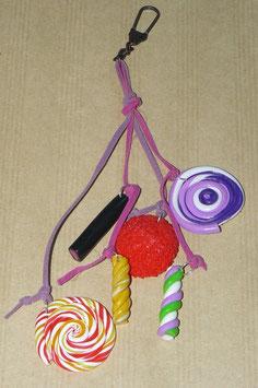 Bijou de sac thème bonbons