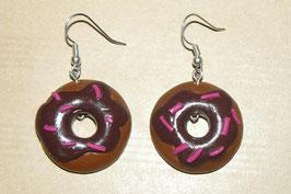 """Boucles d'oreilles """"Donut"""""""