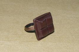 """Bague """"tout chocolat"""""""