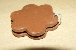 Pendentif biscuit