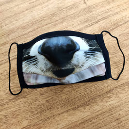 Waschbär-Maske