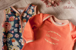 Shirt mit Aufdruck#little sunshine