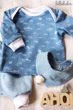 Shirt Gr. 56-62 #Ahoi