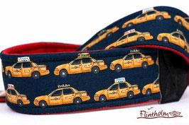 Kameragurt-Kameraband-Yellow Cab-New York