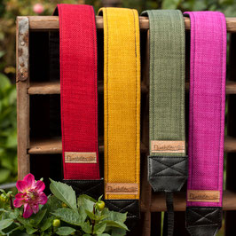 Kameragurt/Kameraband BORNHOLM ⚓ 4 Farben