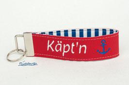 Schlüsselanhänger   maritim-      Käpt'n