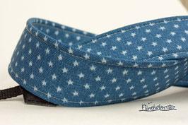 Kameragurt Kameraband -Sterntaler Jeans