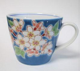 マグカップ 四季の花 桜