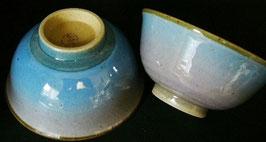 組飯碗 釉彩