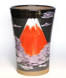 ビアカップ 春の富士
