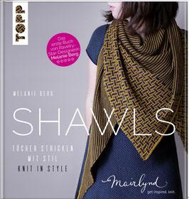 Melanie Berg : Tücher stricken mit Stil - 15 Tücher