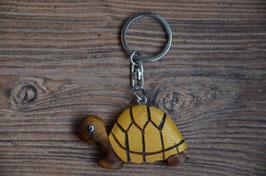 Landschildkröte-Schlüsselanhänger