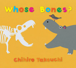 Whose Bones?(Berbay books)