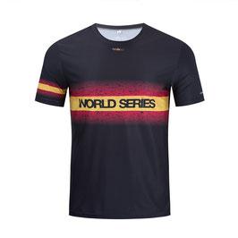 Camiseta técnica semi-compresiva RESISTENCIA