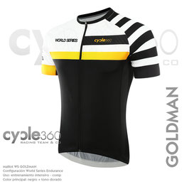 Maillot World Series config. ENDURANCE tope de gama mod. GOLDMAN