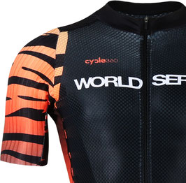 Maillot tope de gama WORLD SERIES ATTITUDE 2017 mod. Eye Of The TIGER
