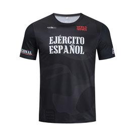 Camiseta técnica semi-compresiva EJÉRCITO