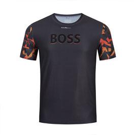 Camiseta técnica semi-compresiva BOSS