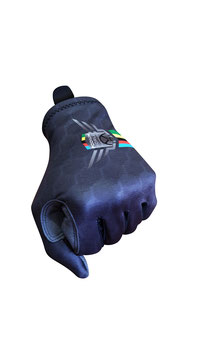 "Guantes largos mod. PODIUM PRO CARBON 02 ""Warm-Generate"""