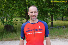 Maillot ciclista media manga alta gama PRO EVO 2018 mod. PURO CICLISMO