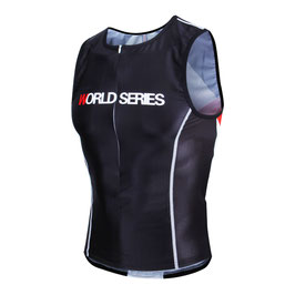 Top triatlón - Conjunto dos piezas World Series ZEUS