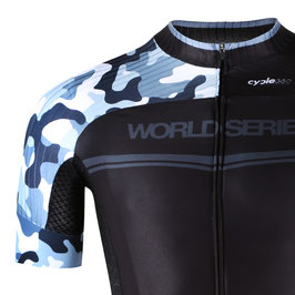 Maillot tope de gama WORLD SERIES ATTITUDE 2018 mod. CHALLENGE