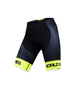 Short triatlón - Conjunto dos piezas World Series DIAMOND