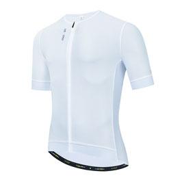 Maillot corto gama INDÖ mod. The POWER of BIKE color blanco puro