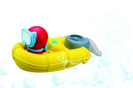 Splash`N Play Rescue Raft mit Taucher