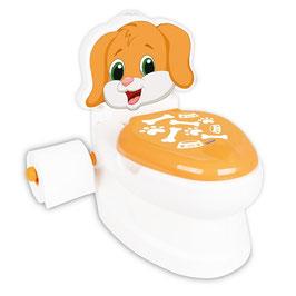 WC Potty Hund