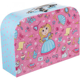 Koffer Prinzess groß