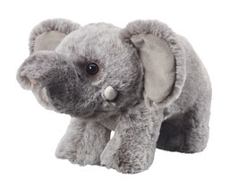 Elefant stehend 25cm