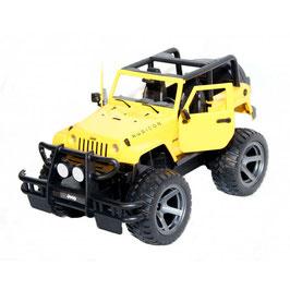 Jeep Wrangler 1:14 gelb