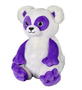 BF Glitzer Schlenker Panda 20cm