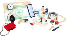 Arzttasche mit Zubehör