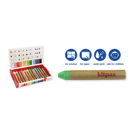 kitpas Medium - 12 Farben