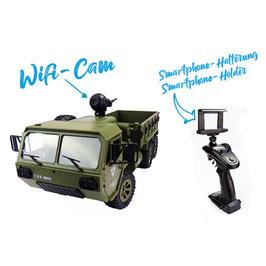 U.S. Military Truck 1:12 6WD RTR