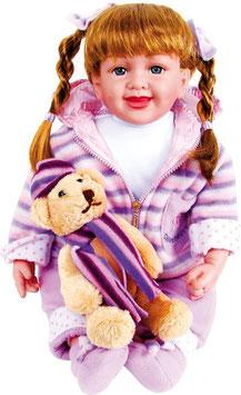 Puppe Jasmin