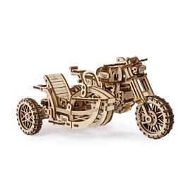 Motorrad Scrambler UGR-10 UGEARS