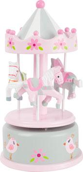 Spieluhr Pferdekarusell