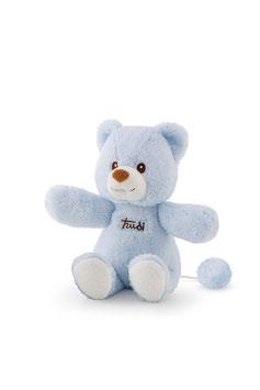 Bär Spieluhr blau